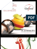 Gulfood 2012 Brochure