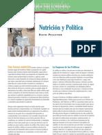 Nutricion y Politica