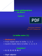Animation Pedagogique Cycle 2 Indre