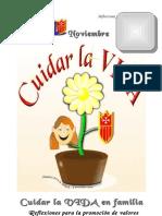 Cuidar la Vida. Reflexiones en valores - Colegio Tirso de Molina - Caracas