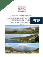 Bodrum Investment Proposal