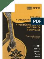 Dossier Imprensa RTP Fado