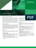 BSS Pack Data Sheet