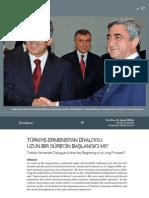 TURKİYE-ERMENİSTAN-DİYALOGU