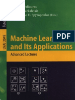 Machine Learning Paliouras
