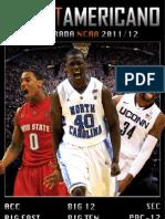 Guía NCAA Basket Americano 2011-12
