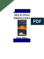 Aldiss, Brian W - Heliconia Primavera