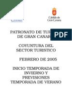 Informe Turismo