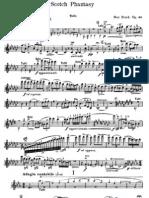 Bruch Scottish Fantasy Violin