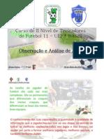 Observao e Anlise de Jogo_II Nivel_AF Braga