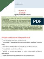 Slides SSI Legislação Previdência