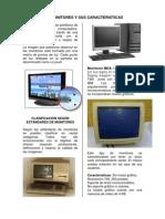 Los Monitores y Sus Caracteristicas