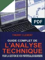 Le Guide Complet de l'Analyse Technique Pour La Gestion de Vos Portefeuilles Boursiers