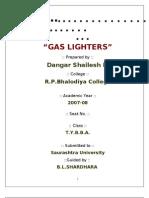 Gas Lighter (Ppr)