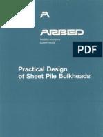 Sheet Pile Design_manual