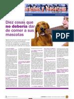 Entre Ustedes y Nosotros Magazine