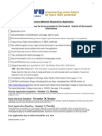 Chicago Application Updated October 13, 2011
