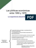 El desarrollismo (1958-1962)