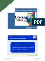 Desarrollo Modelo de Liderazgo Escuela Ingenieros ales 2008