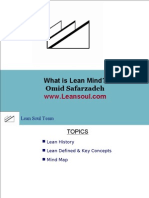 What is Lean Mind