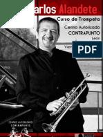 Curso de Trompeta - Juan Carlos Alandete - León 2011