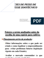 Apresentação Espécie Peixes PRETO & BRANCO XEROX  09set2010