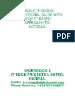 IT Edge AutoCAD Manual