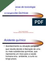 Toxicologia em Português