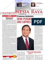Tabloid Gema Indonesia Raya (Juni 2011)
