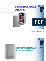 Care sunt avantajele condensarii
