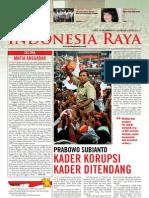 Tabloid Gema Indonesia Raya (September 2011)