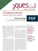 Revista Enfoques Libros Inteligencia Emocional
