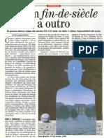 A Mulher, a Mâscara e a morte, Visao, 7 Abril 1994