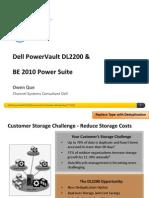 Dell Power Vault DL2200