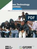 Volunteer Technology Communities - Open Development