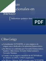Empresas transnacionales en México
