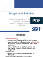 Bridges and Switches