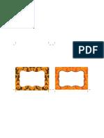 Thanksgiving Folding Labels