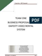 DOTNET CA2 Team 1 Proposal
