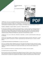 Descarnado AnÁlisis Del Ajuste de Textos Escolares de Ciencias Sociales