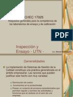 Inspección y Ensayo