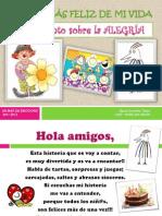 Cuento PICOLINDO - ALEGRIA