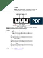 Aprendiendo a Tocar Piano