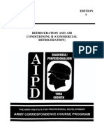 Army Refrigeration and Air Conditioning Vol 2