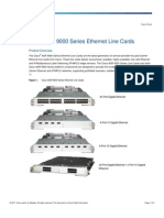 ASR 9000 Line Card