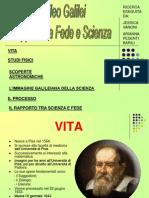 Galileo Rapporto Scienza e Fede