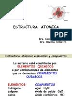 Clase Estructura Atomica 09-03-2011