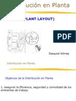 Introducción Distribución en planta
