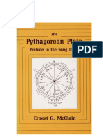 Pythagorean Plato McClain