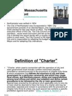 Northampton City Charter Forum 2011-11-15